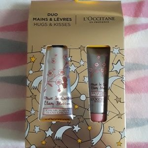 L'OCCITANE Duo Hands and Lips